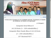 Altos Voos Team